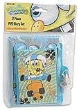 Spongebob Squarepants Diary Set 48 pcs sku# 1859005MA