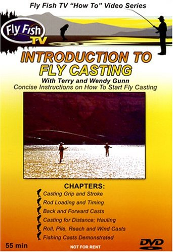 Introduction To Fly Casting with Terry & Wendy Gunn