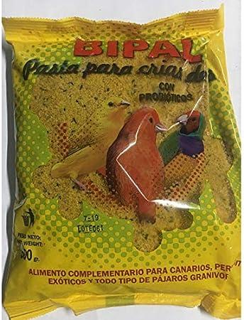 Pasta DE CRIA BIPAL con PROBIOTICOS 500 GR.