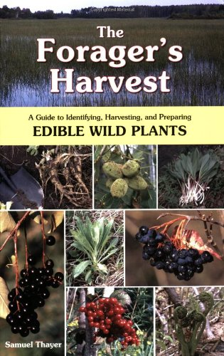 The Forager's Harvest: A Guide to Identifying, Harvesting, and Preparing Edible Wild Plants by Samuel Thayer
