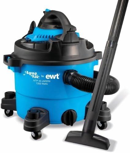 Aquavac 58120207 NTP 30 Jardin - Aspiradora, color negro y azul: Amazon.es: Bricolaje y herramientas