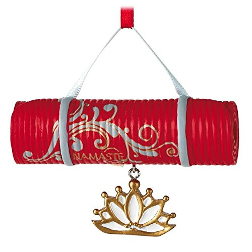 Hallmark Yoga Mat Direct Import Christmas Ornament