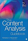 The Content Analysis Guidebook 2nd Edition