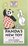 Panda's New Toy, Joyce Dunbar, 076360724X