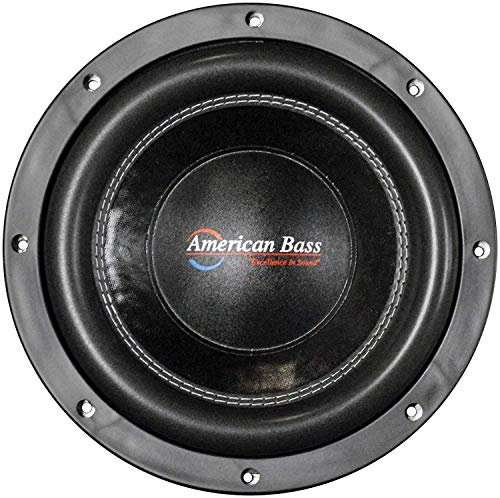 (-NEW-) American Bass XFL1044 10 inch 2000 Watts Subwoofer