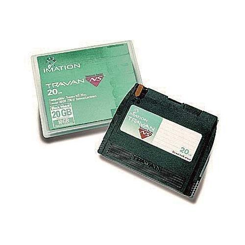 IMATION travan ns20 10gb/20gb tape cartridge 12115