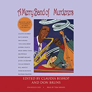 A Merry Band of Murderers Audiobook