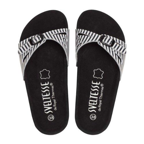 Sveltesse - Sandale zebra minceur tonifiante