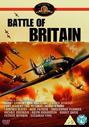 Battle of Britain [1969] [DVD] by Harry Andrews: Amazon.es: Alfie Boe, Lea Salonga, Ramin Karimloo, Norm Lewis, Samantha Barks, Guy Hamilton: Cine y Series TV