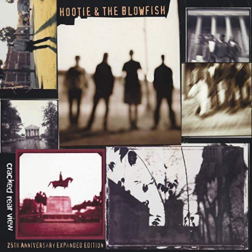 View Limited Edition - Cracked Rear View (25th Anniversary Deluxe Edition) (3CD/DVD)