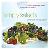 Simply Salads, Jennifer Chandler, 1401603203