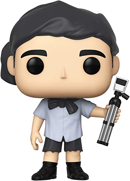 Funko 49206 POP TV The Office S2-Casual Friday Kelly Collectible Toy Multicolour