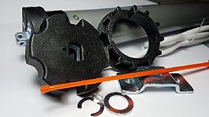 Qty Boxi molle a gas portellone sportello portellone bagagliaio supporta puntoni 1S71/A406/A10CD 2