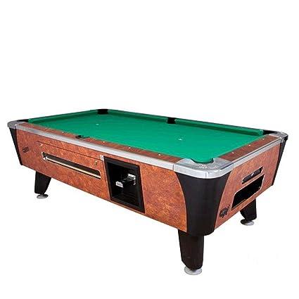 Amazoncom ValleyDynamo Dynamo Sedona Coin Operated Pool Table - Dynamo coin operated pool table