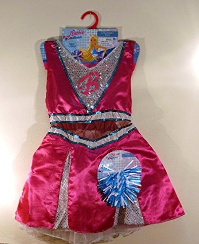 Barbie Cheerleader Costumes - Barbie Cheerleader Dress