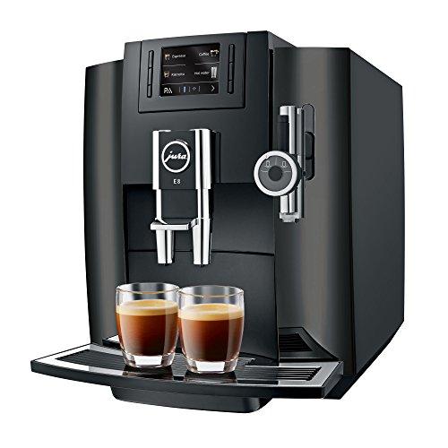 Jura E8 Cafetera Electrónica Automática