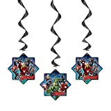 """26"""" Hanging Avengers Decorations, 3ct"""