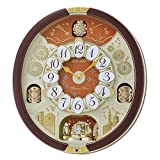 Seiko Special Collector's Edition Melodies (Assorted, Brown, White)