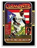 (HCW) 1987 Donruss #612 Roberto Clemente Pirates Puzzle MLB Mint Baseball
