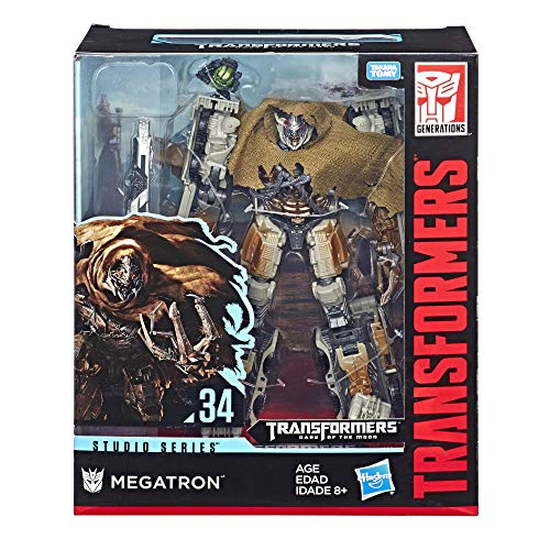 Buy transformers prime megatron figure