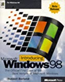 Introducing Microsoft Windows 98, Russell Borland, 1572316306