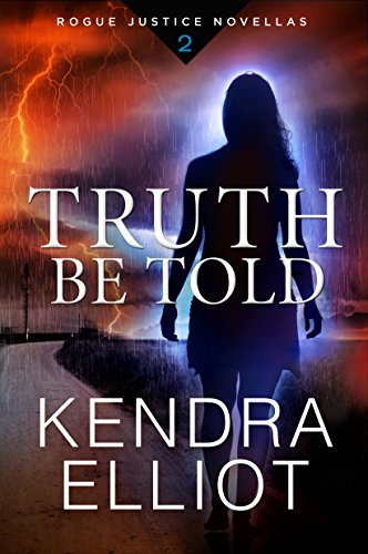 Truth Be Told (Rogue Justice Novella Book 2) cover