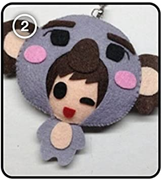 Amazon.com: 2PM nichkhun – Koala Khun Yazoo Kpop hecho a ...