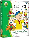 Software : Caillou Four Seasons of Fun - PC