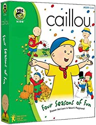Caillou Four Seasons of Fun - PC