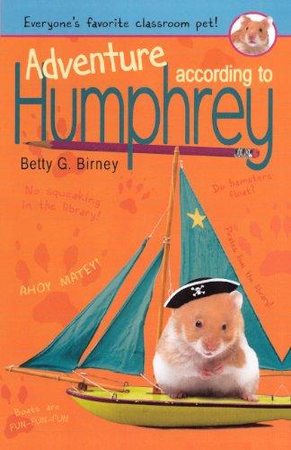 Adventure According To Humphrey (Turtleback School & Library Binding Edition) PDF