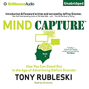Mind Capture (Book 2) Audiobook