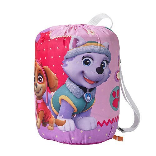 Paw Patrol Girls Sleeping Bag with Carry Sling by Paw Patrol (Image #3)