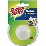 Scotch-Brite Dobie Scrubber, 1/Pack