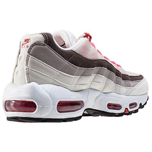 Nike Dames Air Max 95 Hardloopschoenen 307960 Sneakers Schoenen Zeil Ember Glow Phantom 102