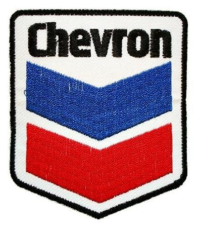 Amazon com: Chevron texaco gas stations oil sign Sew or