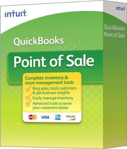 Intuit QuickBooks Point of Sale Basic Bundle POS-BASIC-DOWNLOAD-BUNDLE