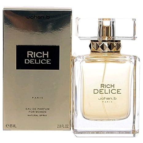 Johan Ounce Women Delice De Spray2 For 8 BRich Parfum Eau 1lJFK3Tc