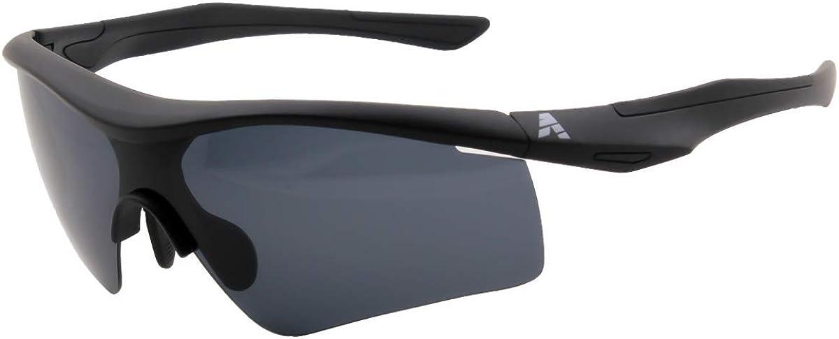 Athletes Insight Running Sunglasses | Polarized | Shatter Resistant | Ultra Lightweight | Award-Winning