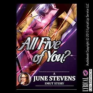 All Five of You? Audiobook