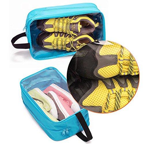 Haltbare Schuhbeutel-Schuhe Organisator-Schuhe Inhaber-Aufbewahrungsbeutel, H
