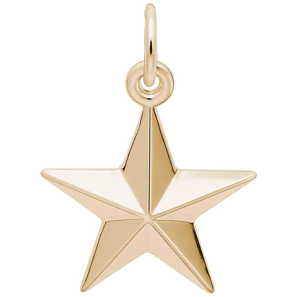 Rembrandt Charms Star Charm