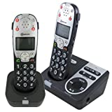 Amplicom 95619 PowerTel 720 Assure Plus Twin Amplified Phone