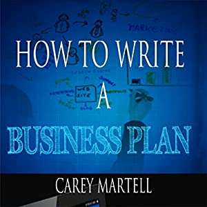 How to Write a Business Plan Audiobook