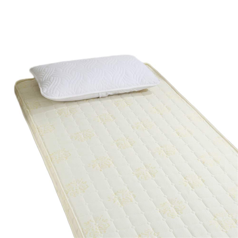 E 150x190cm H 6cm Thick Soft Memory Foam Mattress Rolled, Quilted Breathable Anti-mite Folding Mattress Ergonomic-G 180x200cm H 6cm
