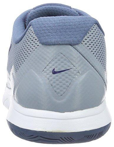 Nike Flex Experience Rn 4, Zapatillas de Running Para Hombre Gris (Gris (Bl Grey/Dp Ryl Bl-Ocn Fg-White))