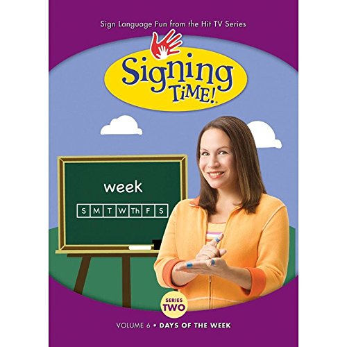 signing-time-series-2-vol-6-days-of-the-week
