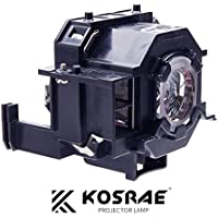 Kosrae  Projector Replacement Lamp Bulb  For ELPLP41 EPSON H283A H284A H285A V13H010L41