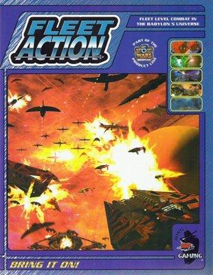 Fleet Action: Bring It On!, 2nd Edition (Babylon 5 Wars)