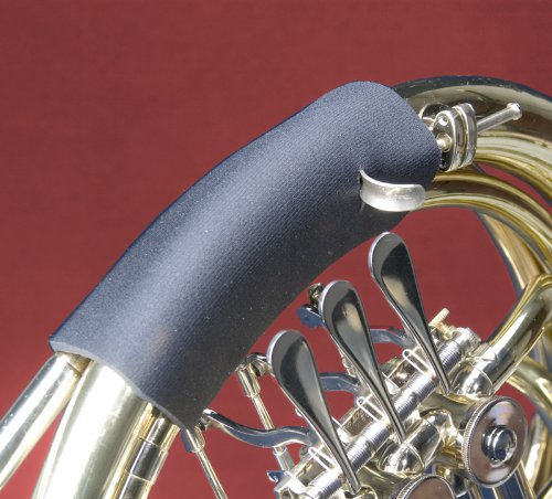 Neotech 5101132 Brass Wrap, French Horn, Black