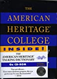 The American Heritage College Dictionary, American Heritage Dictionary Editors, 0395669170